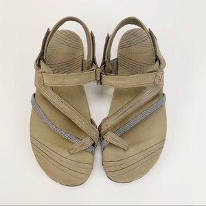 Merrell Freesia Bungee Sky Blue Sandals